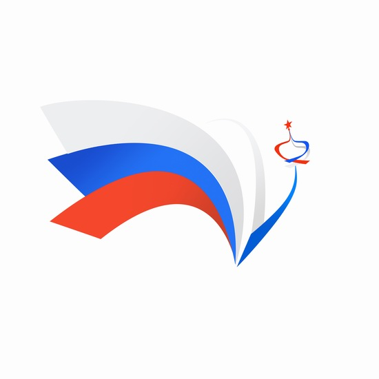 Creating a tourism brand of Russia, logo 7