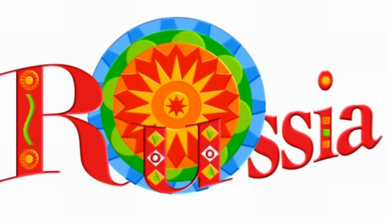 Creating a tourism brand of Russia, logo 9