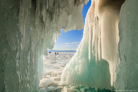 Frozen Lake Baikal, Russia, photo 5