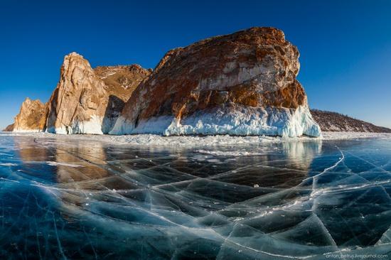 Frozen Lake Baikal, Russia, photo 7