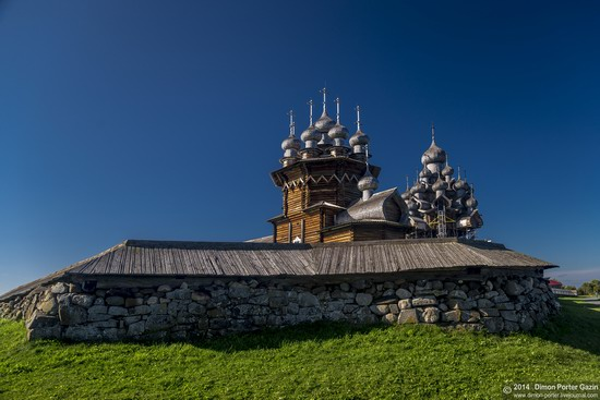 Kizhi churchyard, Lake Onega, Karelia, Russia, photo 12