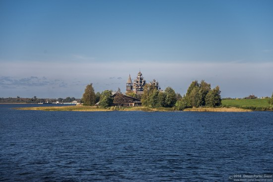 Kizhi churchyard, Lake Onega, Karelia, Russia, photo 13