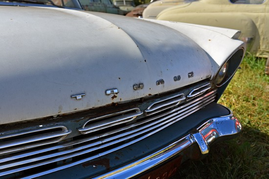 Open-air museum of Soviet cars in Chernousovo, Russia, photo 15
