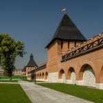 Tula Kremlin – one of the oldest fortresses in Russia
