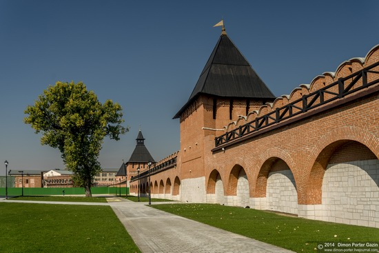 Tula Kremlin, Russia, photo 1