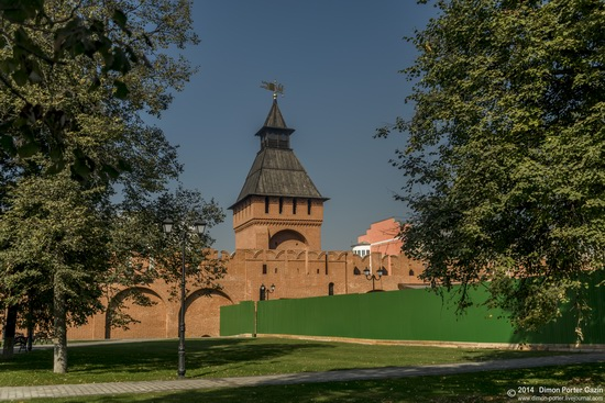 Tula Kremlin, Russia, photo 16