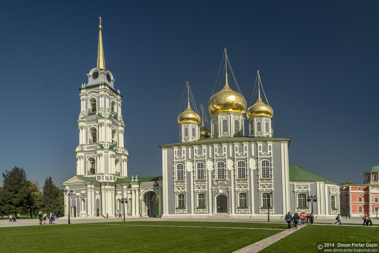 Tula Russia  city pictures gallery : Tula Kremlin – one of the oldest fortresses in Russia · Russia ...