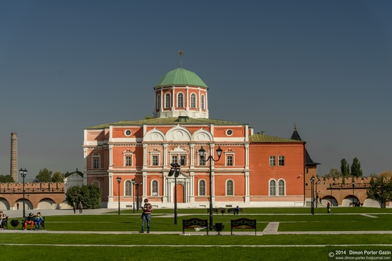 Tula Kremlin, Russia, photo 4