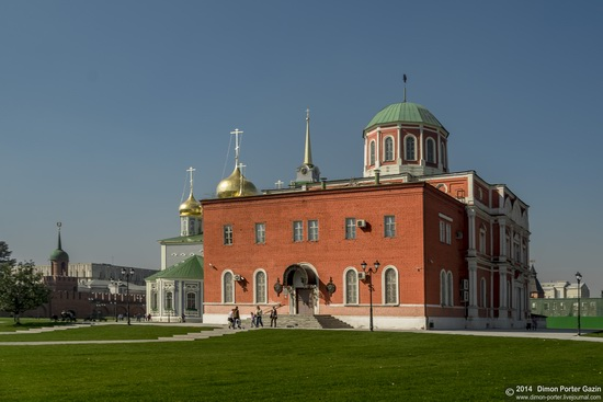 Tula Kremlin, Russia, photo 5