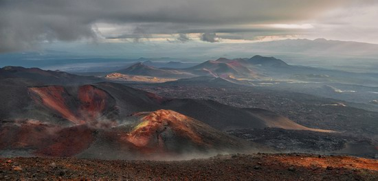 Alien landscapes of Tolbachik, Kamchatka, Russia, photo 15