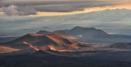 Alien landscapes of Tolbachik, Kamchatka, Russia, photo 17
