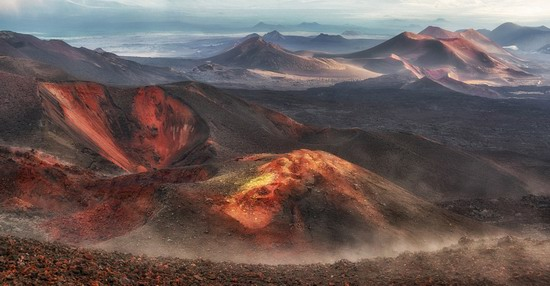 Alien landscapes of Tolbachik, Kamchatka, Russia, photo 18