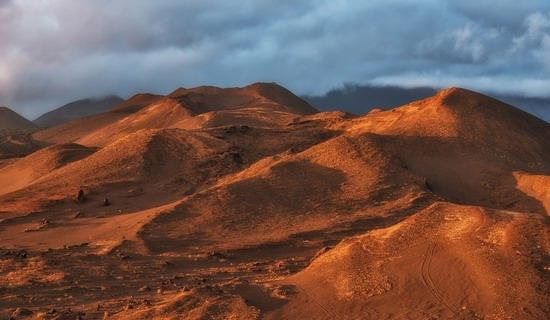 Alien landscapes of Tolbachik, Kamchatka, Russia, photo 2
