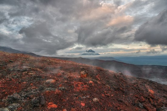 Alien landscapes of Tolbachik, Kamchatka, Russia, photo 21
