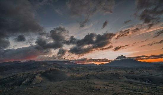 Alien landscapes of Tolbachik, Kamchatka, Russia, photo 4