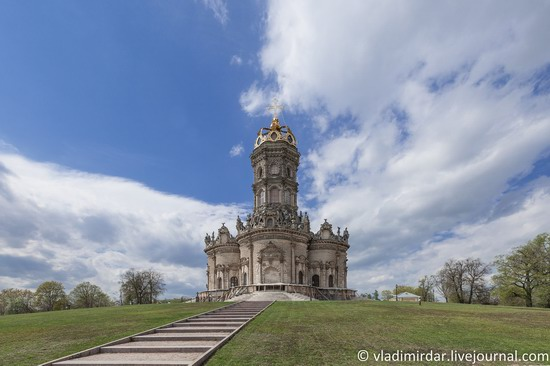 Church in Dubrovitsy, Moscow region, Russia, photo 13
