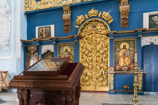 Church in Dubrovitsy, Moscow region, Russia, photo 8