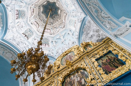 Church in Dubrovitsy, Moscow region, Russia, photo 9