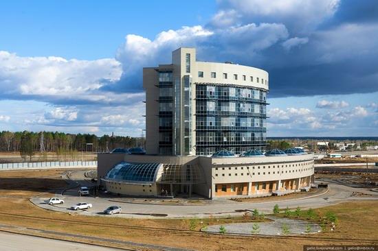 Construction of cosmodrome Vostochny, Russia, photo 24