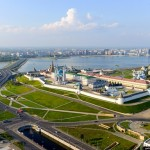The main attractions of Kazan