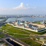 The main attractions of Kazan