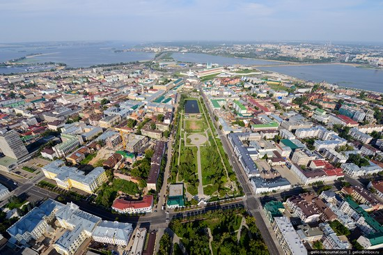 Kazan city sights, Russia, photo 11