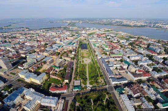 Kazan city sights, Russia, photo 11