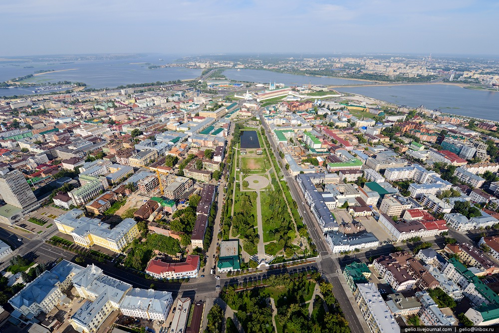 The Main Attractions Of Kazan 183 Russia Travel Blog