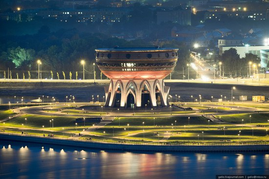 Kazan city sights, Russia, photo 12