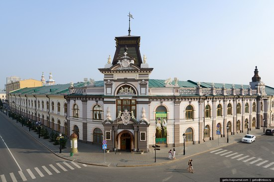Kazan city sights, Russia, photo 14