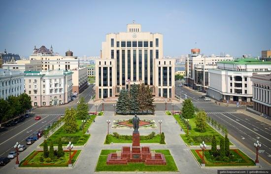 Kazan city sights, Russia, photo 15