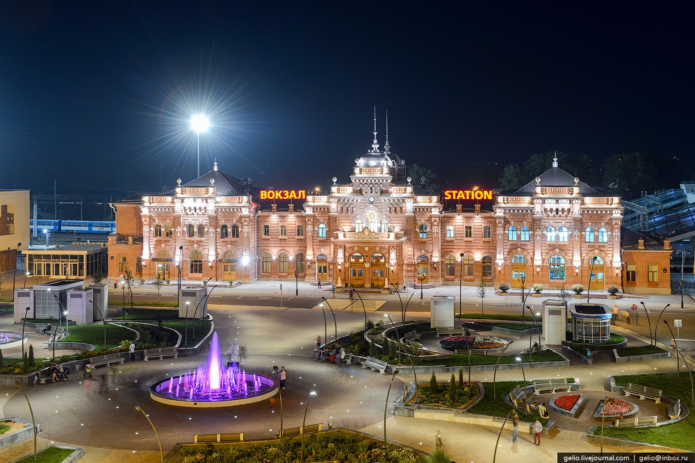 the main attractions of kazan  u00b7 russia travel blog