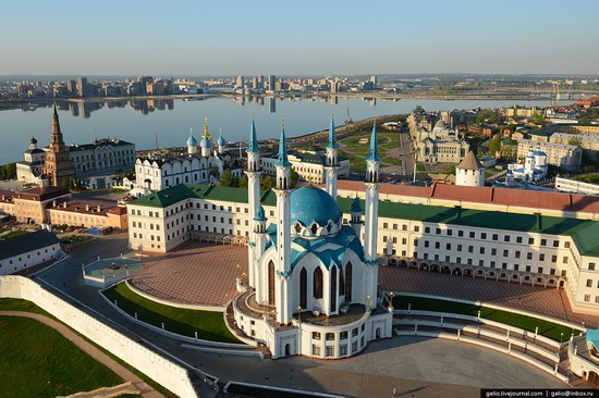 Kazan city sights, Russia, photo 2