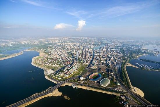 Kazan city sights, Russia, photo 25