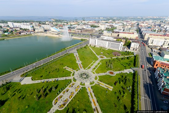 Kazan city sights, Russia, photo 3