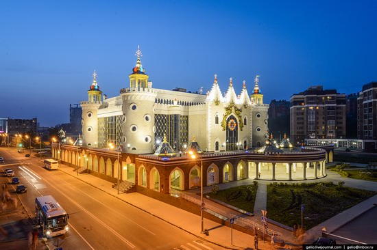 Kazan city sights, Russia, photo 7