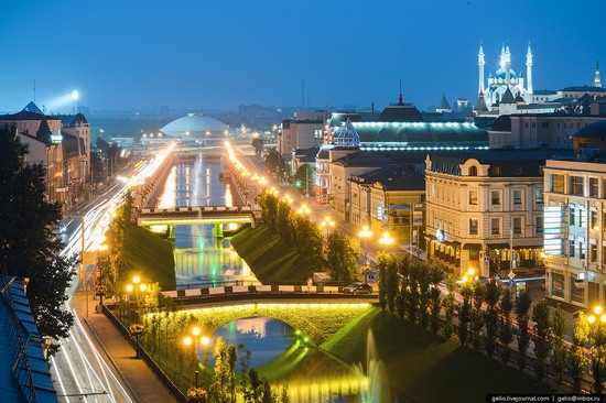 Kazan city sights, Russia, photo 8