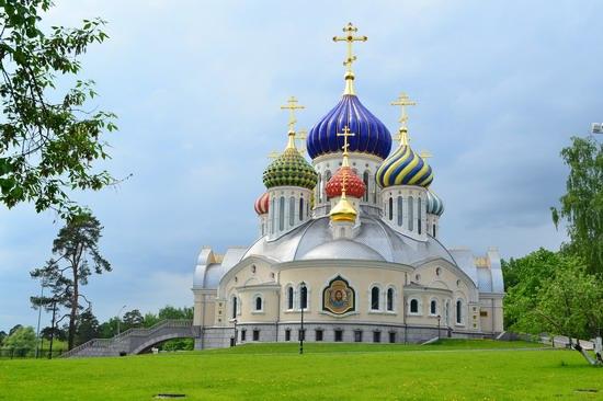 St Igor Church, Peredelkino, Moscow, Russia, photo 1