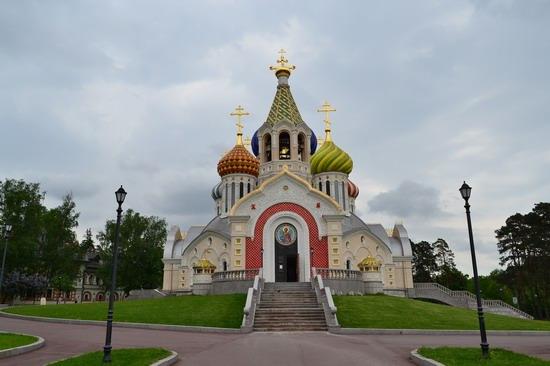 St Igor Church, Peredelkino, Moscow, Russia, photo 2