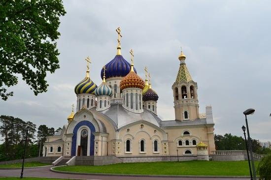 St Igor Church, Peredelkino, Moscow, Russia, photo 4
