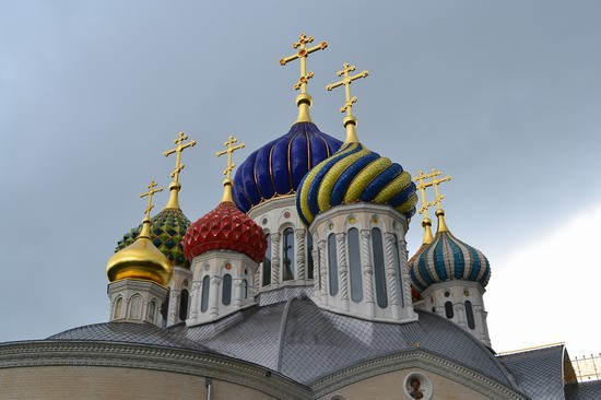 St Igor Church, Peredelkino, Moscow, Russia, photo 5