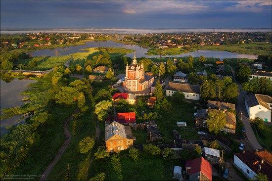 Toropets town, Russia, photo 11