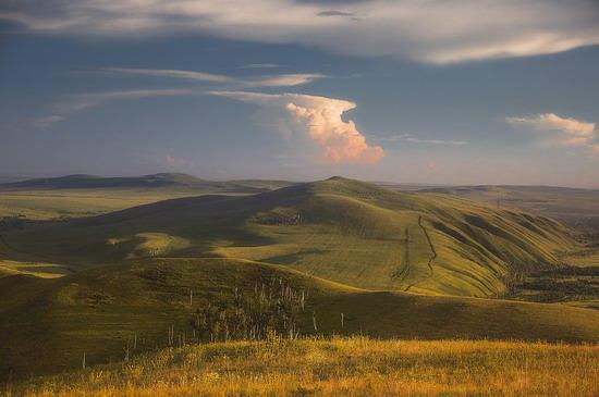 Vanilla evenings of Transbaikalia, Russia, photo 6