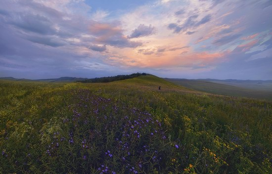 Vanilla evenings of Transbaikalia, Russia, photo 8