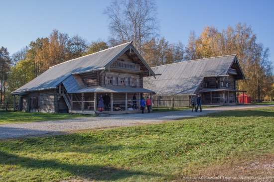 Vitoslavlitsy folk architecture museum, Russia, photo 12