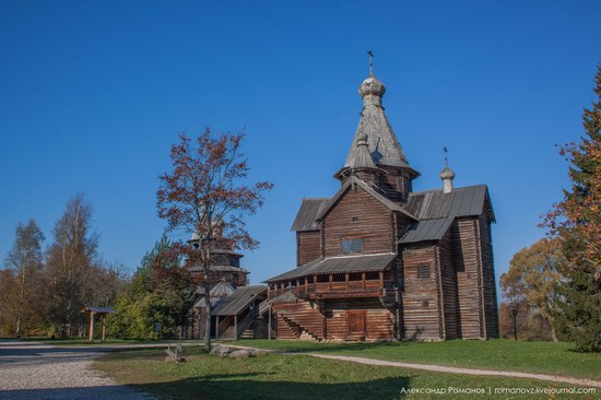 Vitoslavlitsy folk architecture museum, Russia, photo 13