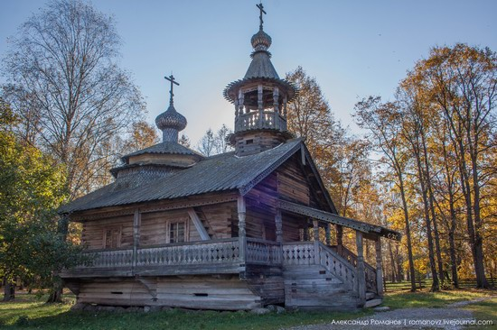 Vitoslavlitsy folk architecture museum, Russia, photo 2