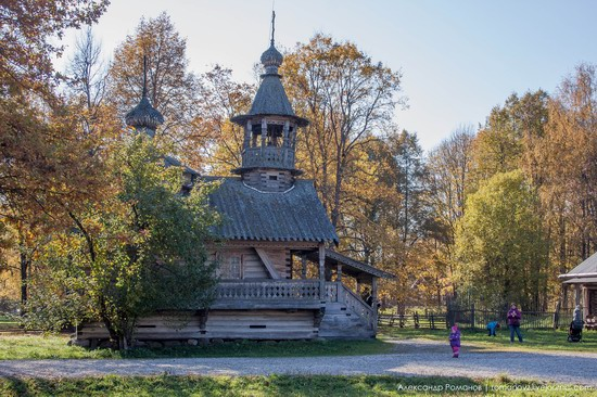 Vitoslavlitsy folk architecture museum, Russia, photo 3