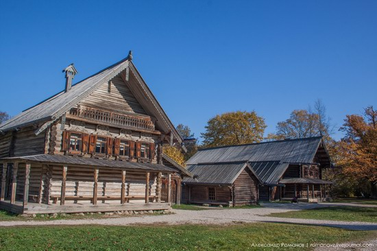 Vitoslavlitsy folk architecture museum, Russia, photo 7