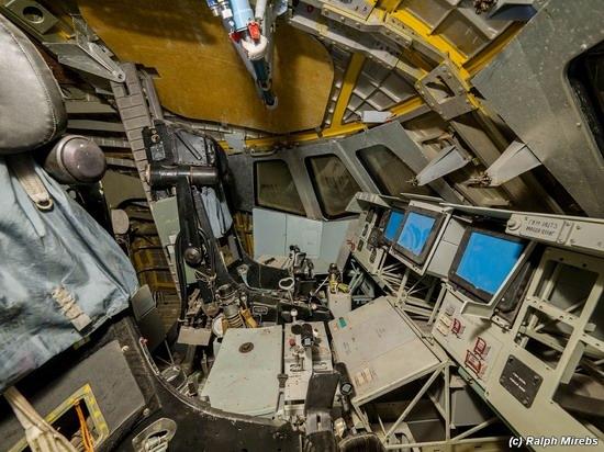 Abandoned spaceships Energy-Buran, Baikonur cosmodrome, photo 26